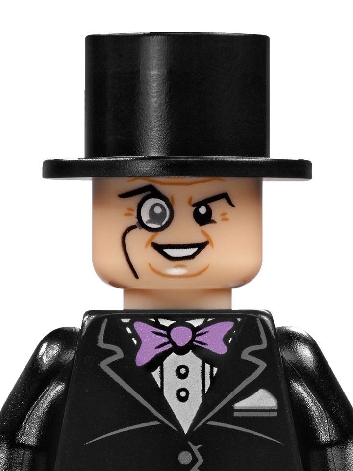 El Pingüino - Personajes - DC Comics Super Heroes LEGO.com