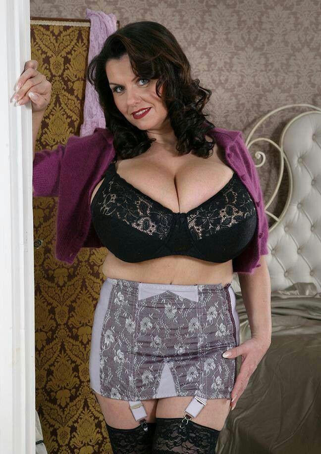 Milena Velba Caresses Her Enormous Tits 60