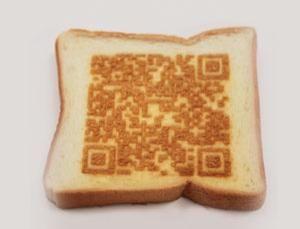 Las tostadas de @Miguel Angel tiene un ligero tono geek!! ;)