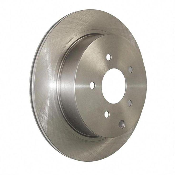 Centric parts disc brake rotor rear alfaromeo sports