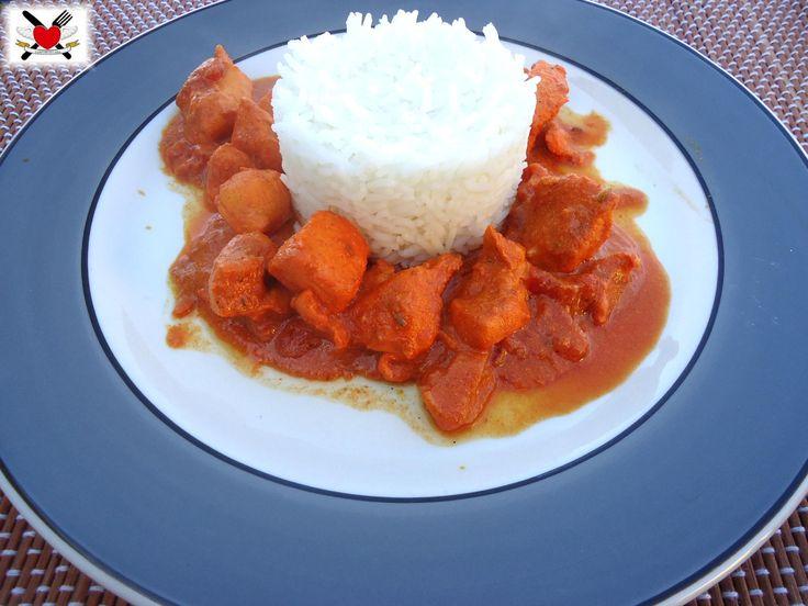 Pollo tikka masala - ricetta cucina indiana