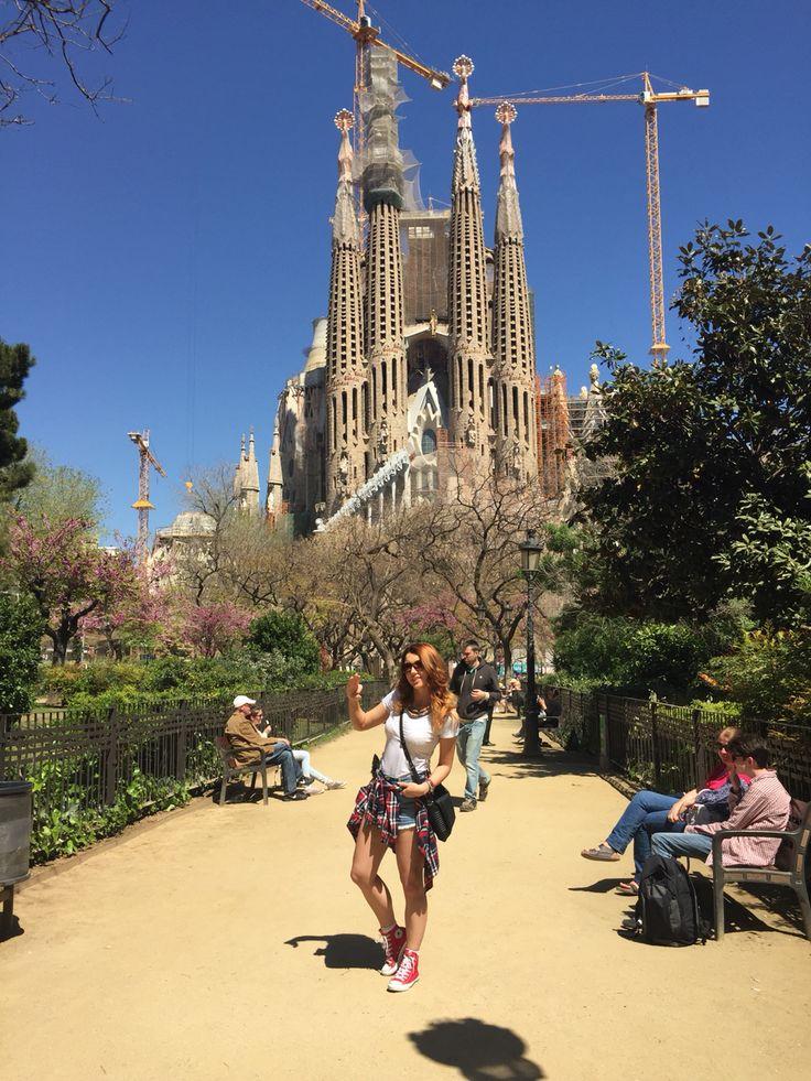Sagrada Familia. Barcelona. Spain