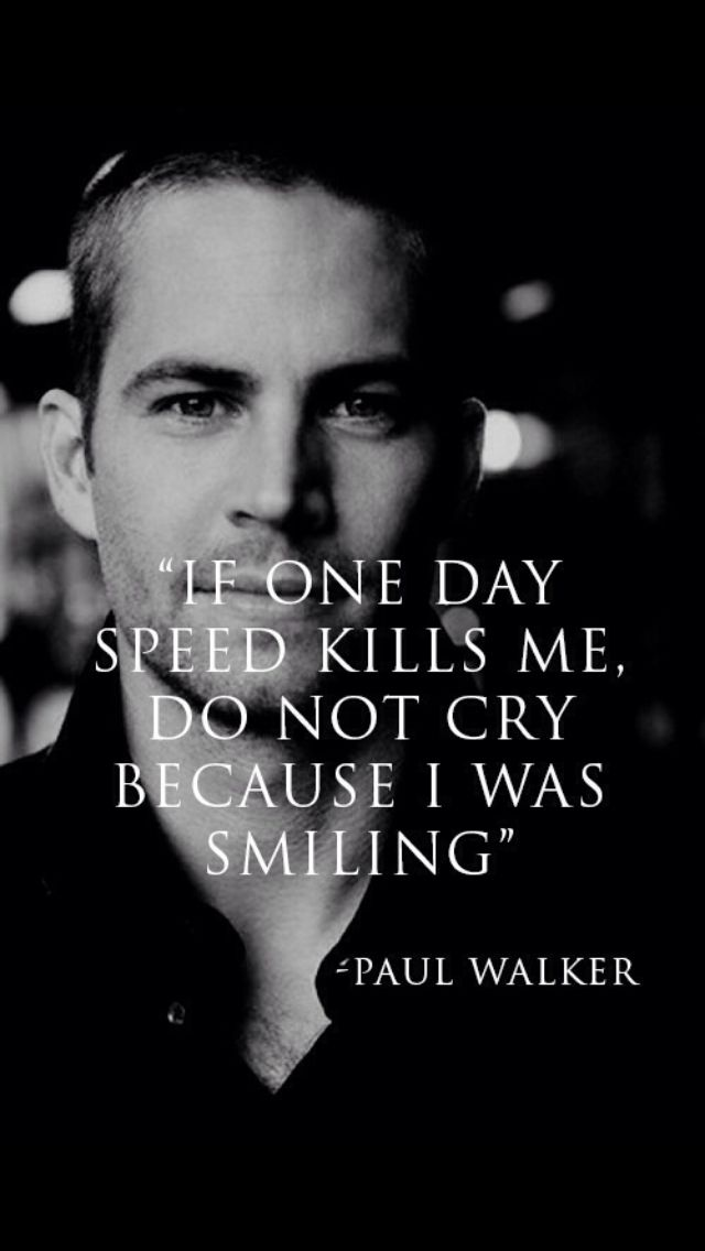 Paul Walker Rip Wallpaper