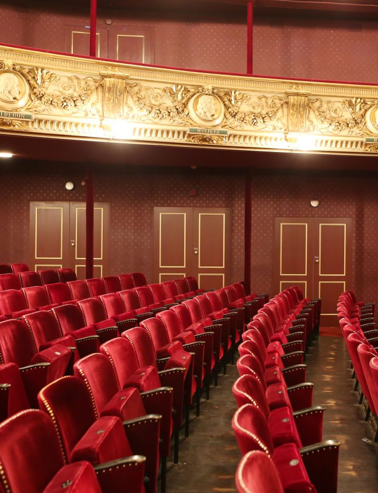 Vahle acoustic replica doors that also act as fire doors | Royal Danish Theatre