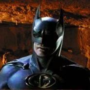 Bruce Thomas as Batman (Birds of Prey-TV)