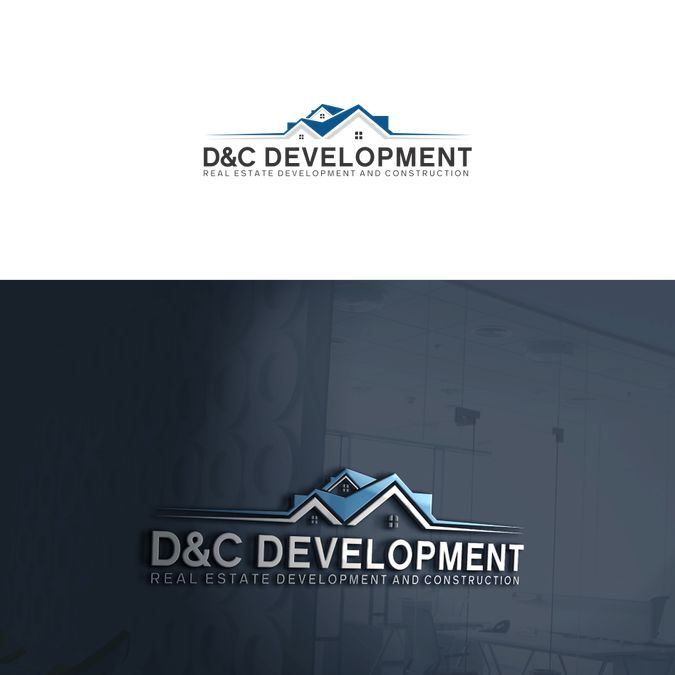Real Estate Development Companies : Generic overused logo designs sold on