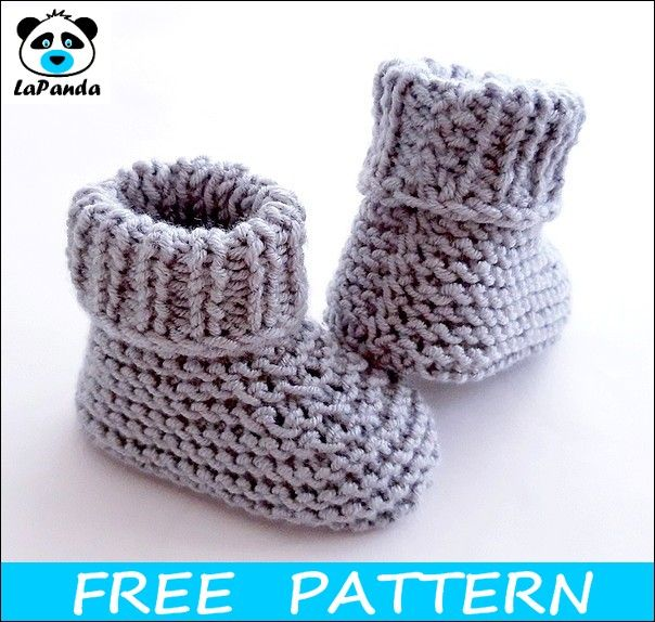Pin On Baby Shoes Knit
