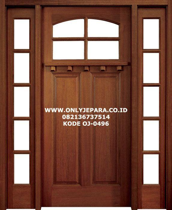 Kusen Pintu Jati Minimalis With Jendela Pintu Rumah Jati Toko Furniture Jepara Kusen Pintu Minimalis Pintu