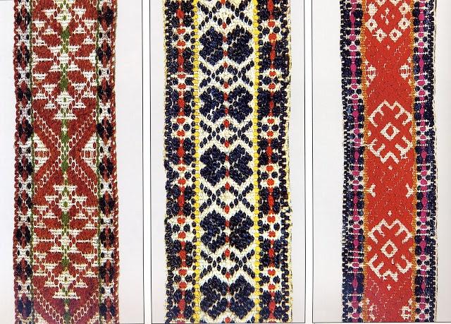 FolkCostume: Zemgale or Semigallian Costume, Latvia