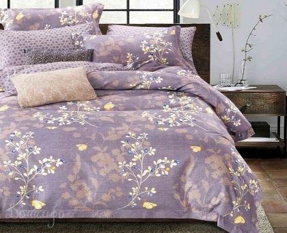 Купить постельное белье из фланели AVANTA евро от производителя Asabella (Китай)