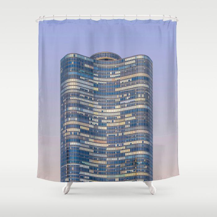Stop Neglecting Bathroom Decor This Shower Curtain Bring A Fresh New Feel To An Overlooked Space Hookless A Shower Curtain Curtains Bathroom Shower Curtains