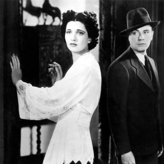 Kay Francis with George Brent in  SECRETS OF AN ACTRESS ('38)