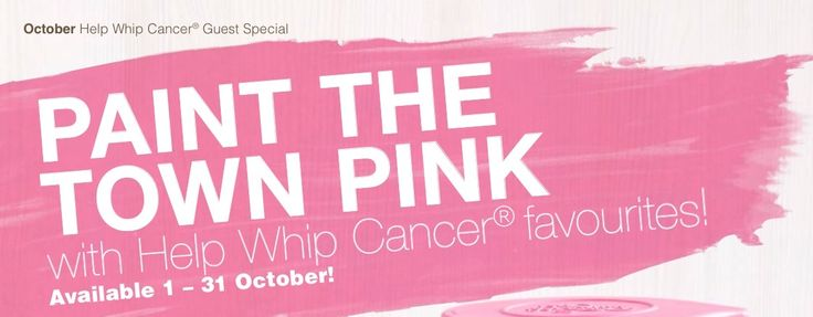 Invite To All Ladies: 'The Pampered Chef Party' 30 Oct @1800 Cancer Research UK ...breast cancer awareness month.
