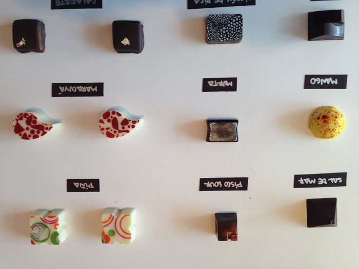 Exotic Chocolates