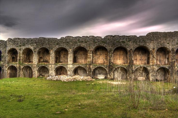 Ioannina Castle, Greece  http://www.silvertownart.com/Default.asp