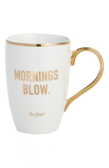 Drybar Capsule Mornings Blow Coffee Mug (Limited Edition) available at #Nordstrom