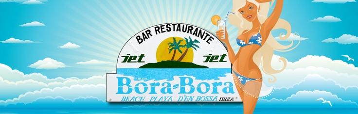Ibiza,Bora Bora Beach Party