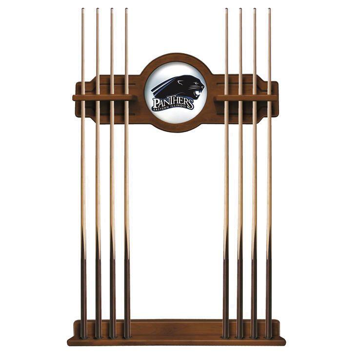 Eastern Illinois Panthers Eight Stick Pool Cue Rack - Chardonnay - $199.99