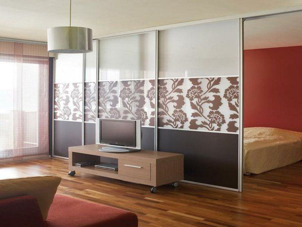 tolle raumteiler schlafzimmer wohnzimmer | deutsche deko, Wohnzimmer dekoo