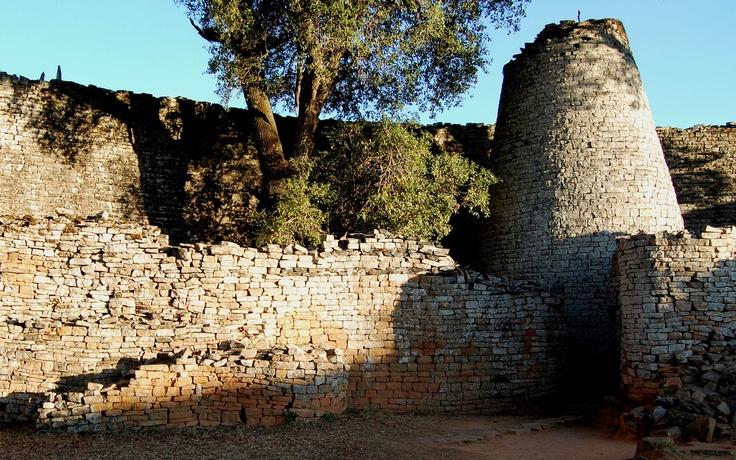 The Great Ruins - #Zimbabwe.