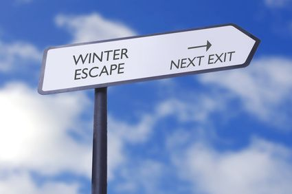Despite the crazy, chaotic energy that can consume us during this time of year, let's make the most of winter! Here's some amazing December Travel specials!