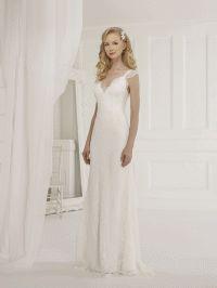 Wedding dress called Talia by Birnbaum and Bullock