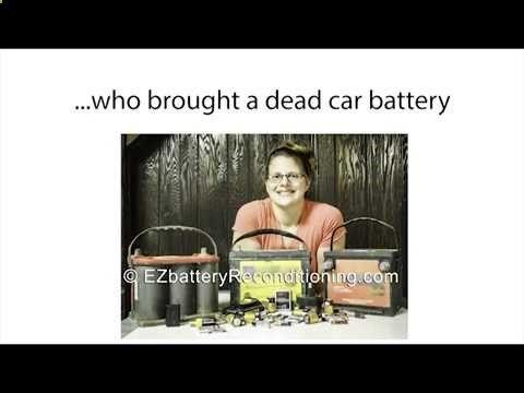 How To Restore Golf Cart Batteries