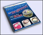 Sewing for Beginners: Learn to Sew with Free Sewing Patterns free ebook download