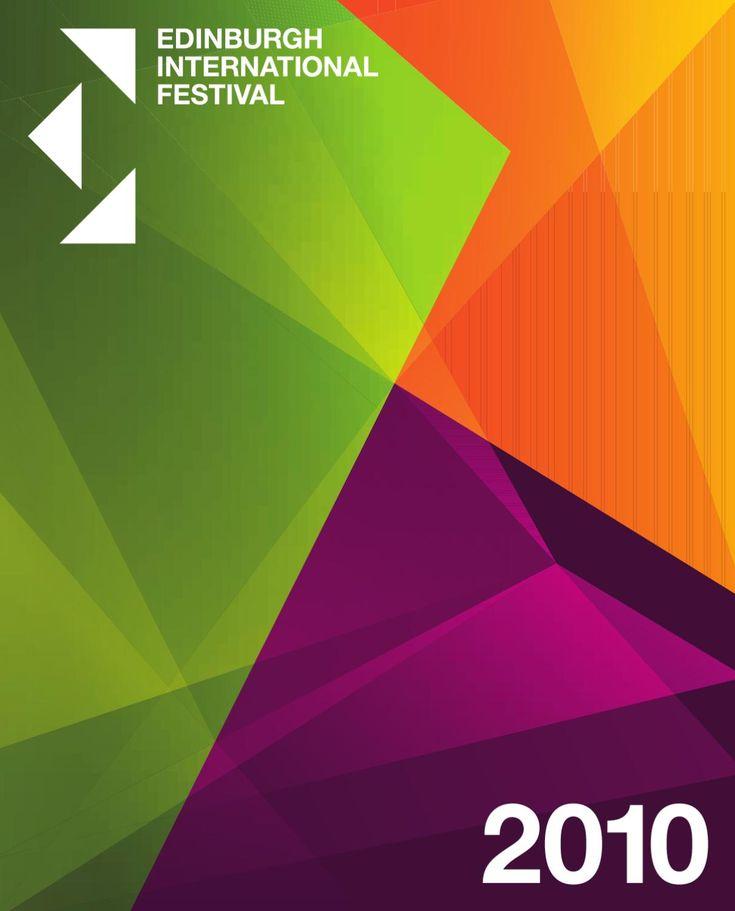 The official programme of the Edinburgh International Festival