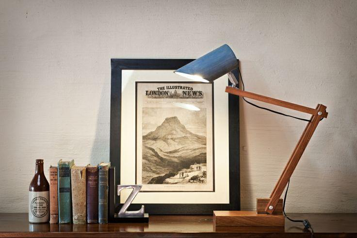 Articulated Desk Lamp | Hello Man