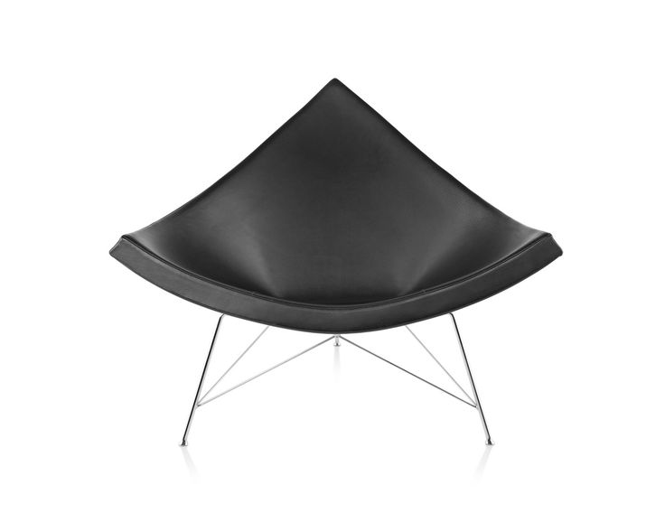 Nelson Coconut Lounge Chair by George Nelson for Herman Miller