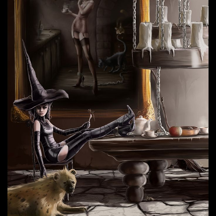 Witchfinder Generals Refectory by Andy Fairhurst