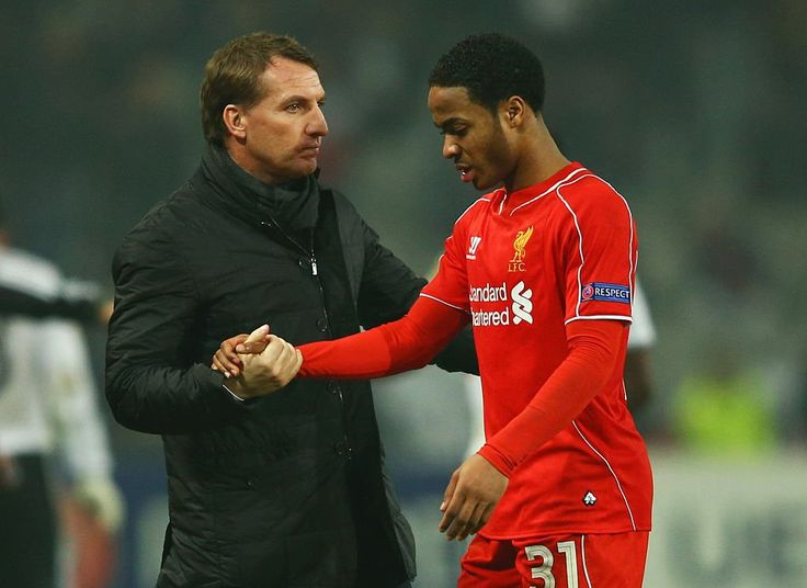 Champions League: Brendan Rodgers says he's 'proud' of Raheem Sterling – as the pair prepare to meet – 1hrSPORT