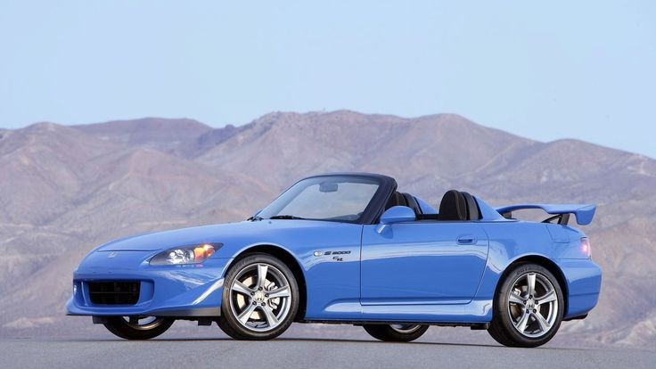 2009 Honda S2000 CR - special North American model to close out S2000 sales forever.