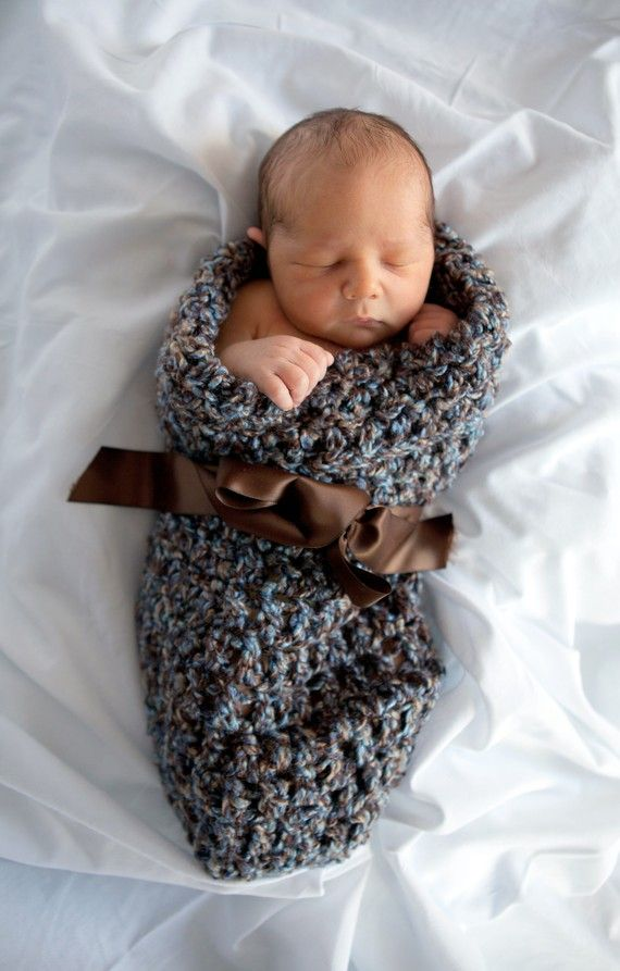 The 87 best COCOON images on Pinterest | Crochet ideas, Baby cocoon ...