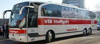 VfB Stuttgart  Mannschaftsbus