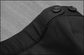 Verstelbare pantalon voor uw bespoke maatpak