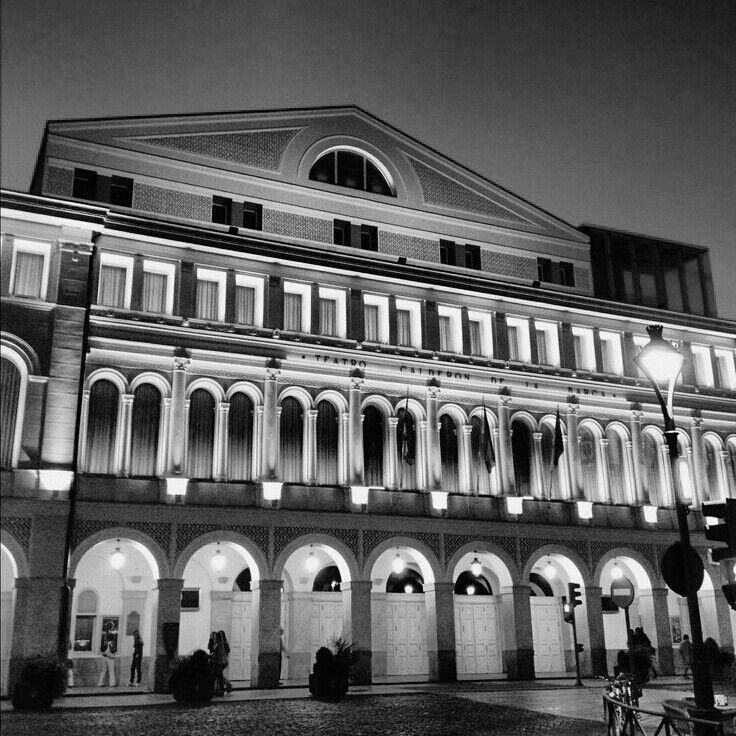 Teatro Calderón - Valladolid, Spain