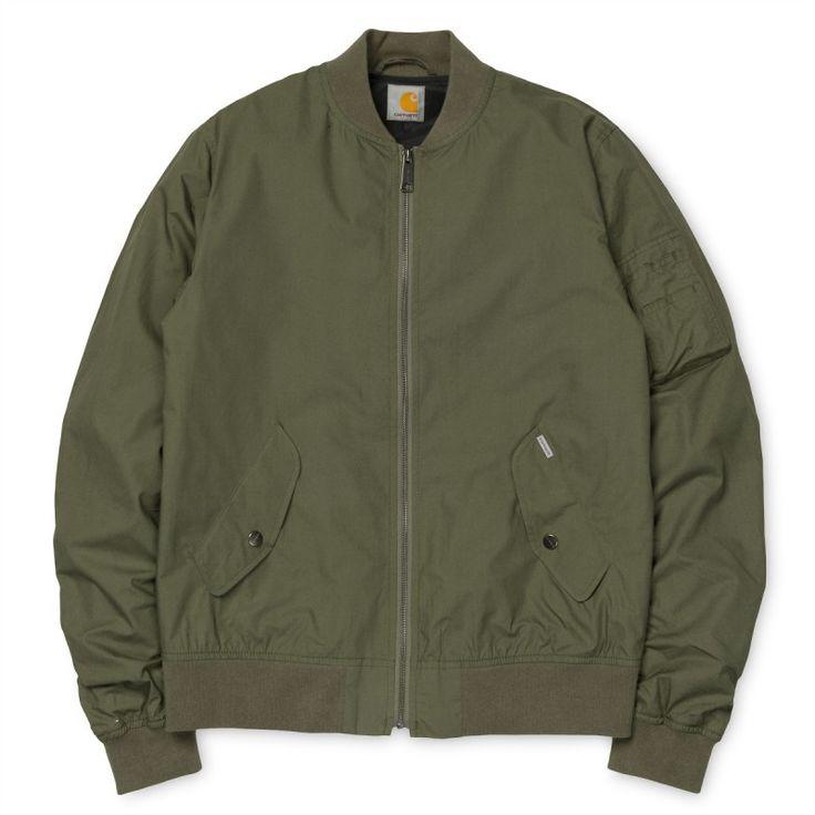 Adams Jacket #Cazadora #modahombre #Parafernalia #CarharttWIP