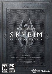 game: The Elder Scrolls V: Skyrim Legendary Edition - PC...