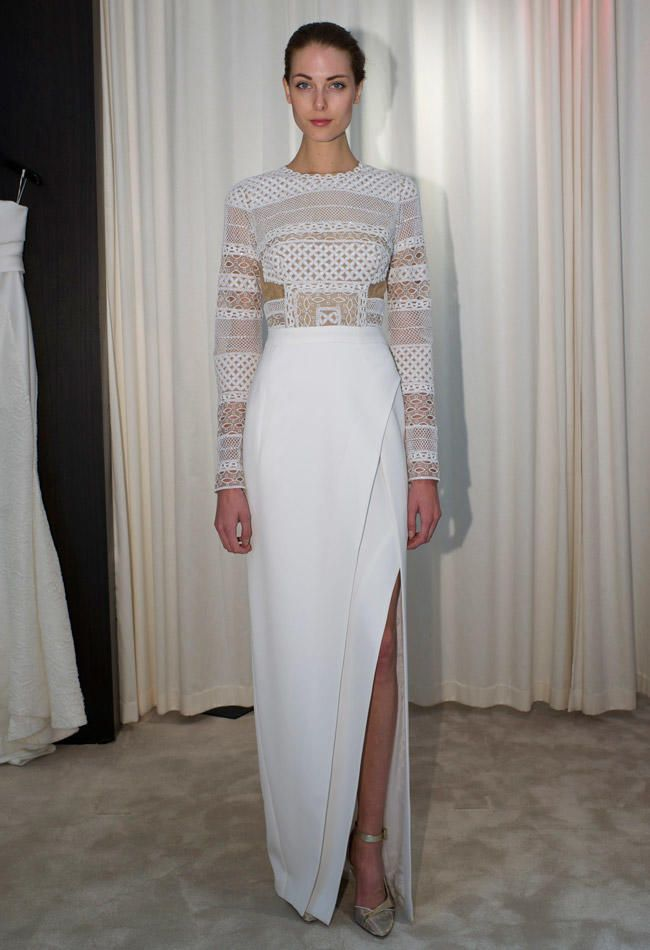 J. Mendel Fall 2014 Wedding Dresses | TheKnot.com