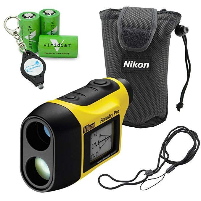 Nikon Forestry Pro Laser Rangefinder Hypsometer Reviews