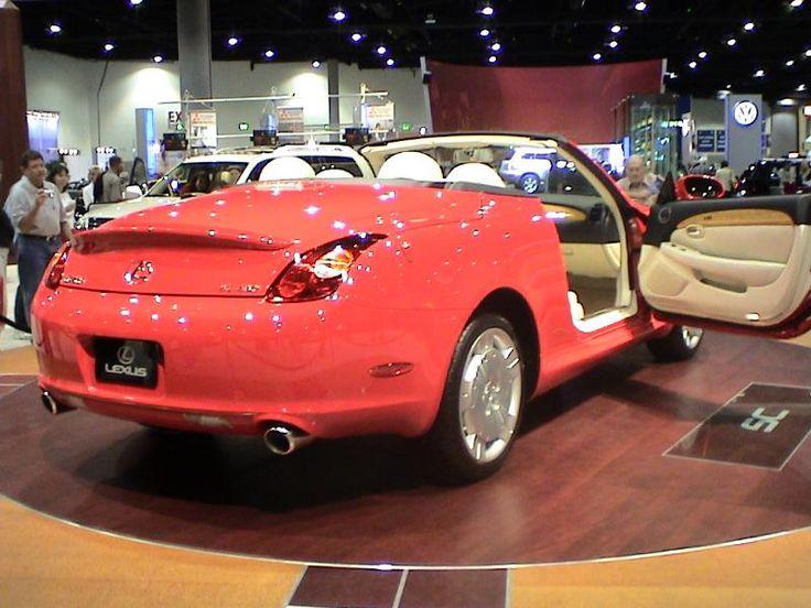 Pink Lexus Convertible  Valentine's Vehicles  www.LindsayLexus.com #Lexus #LoveItAtLindsay #HappyValentinesDay