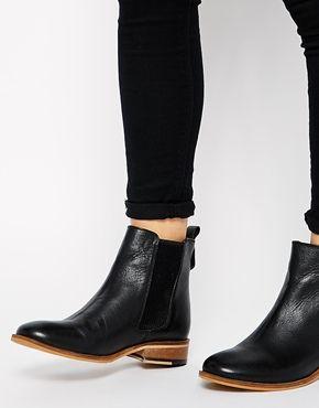 Enlarge Bertie Palace Chelsea Flat Boots