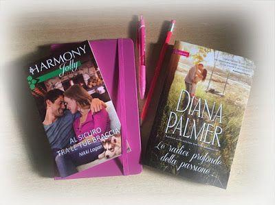 Leggere Romanticamente e Fantasy: Ambasciatrice Harmony #4 - Letture di Giugno