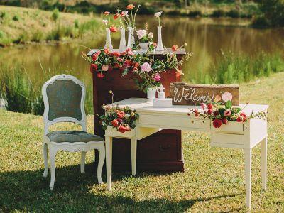 10 detalles originales para que tu banquete de boda sea el mejor