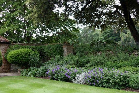 gertrude jekyll gardens | peek into a private Gertrude Jekyll garden. | Anderson Landscape ...