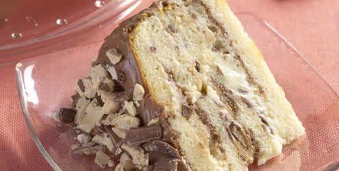 Recheio para bolo - Sabor Sonho de Valsa | Doces e sobremesas > Receitas de Sonho | Receitas Gshow