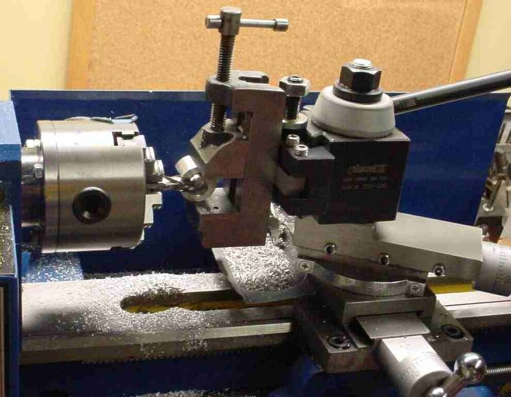 small lathe tool post - Google Search