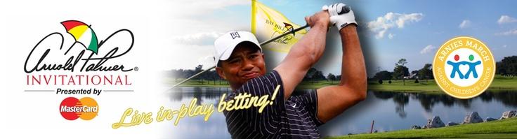 The 2013 PGA Arnold Palmer Invitational at Bayhill Golf club and Resort
